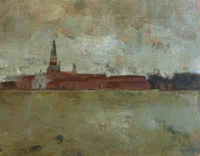 San Giorgio - Morning Light, Venice
